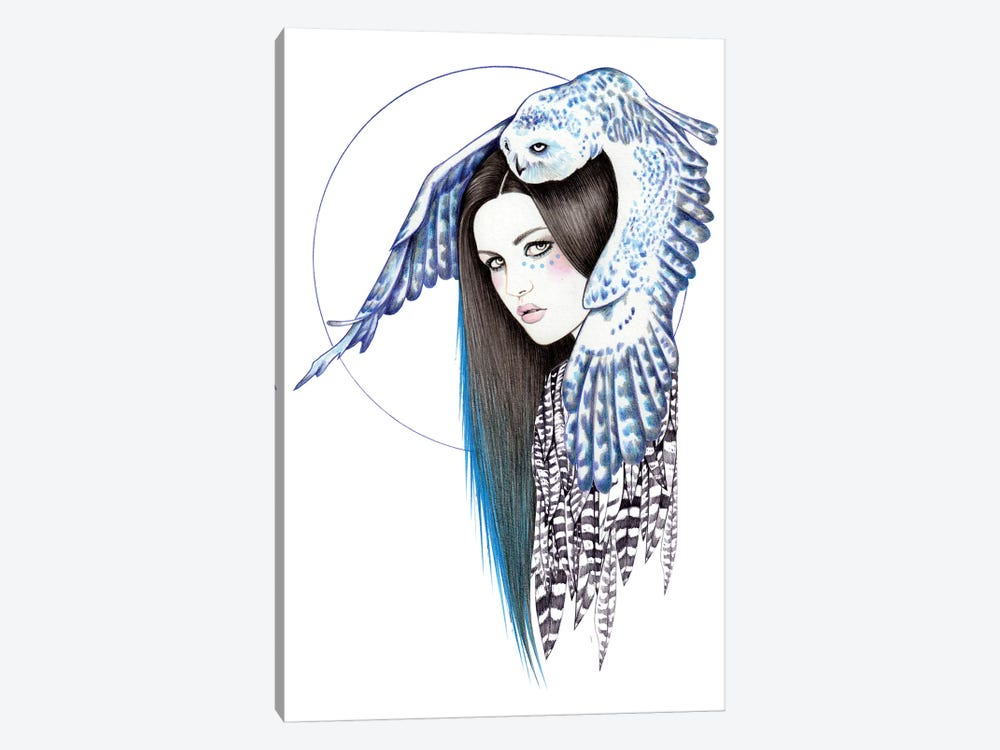 North Star by Andrea Hrnjak 1-piece Art Print