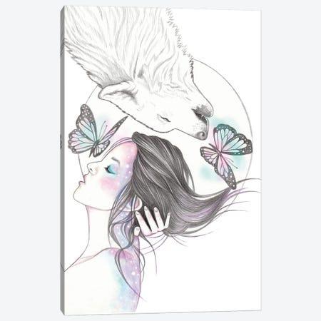 Soul Sister Canvas Print #AHR38} by Andrea Hrnjak Art Print