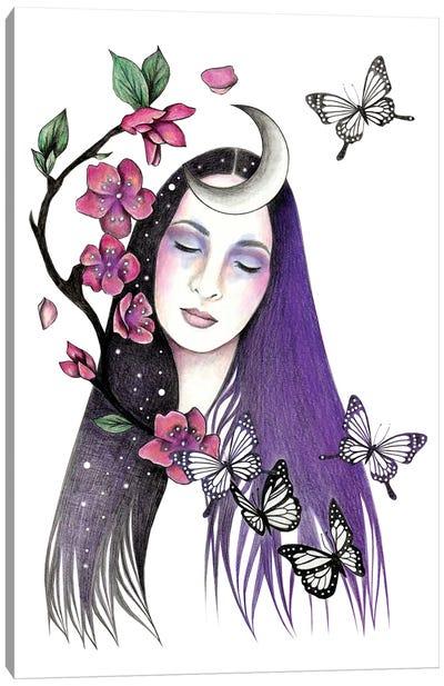 Blossom Time Canvas Art Print