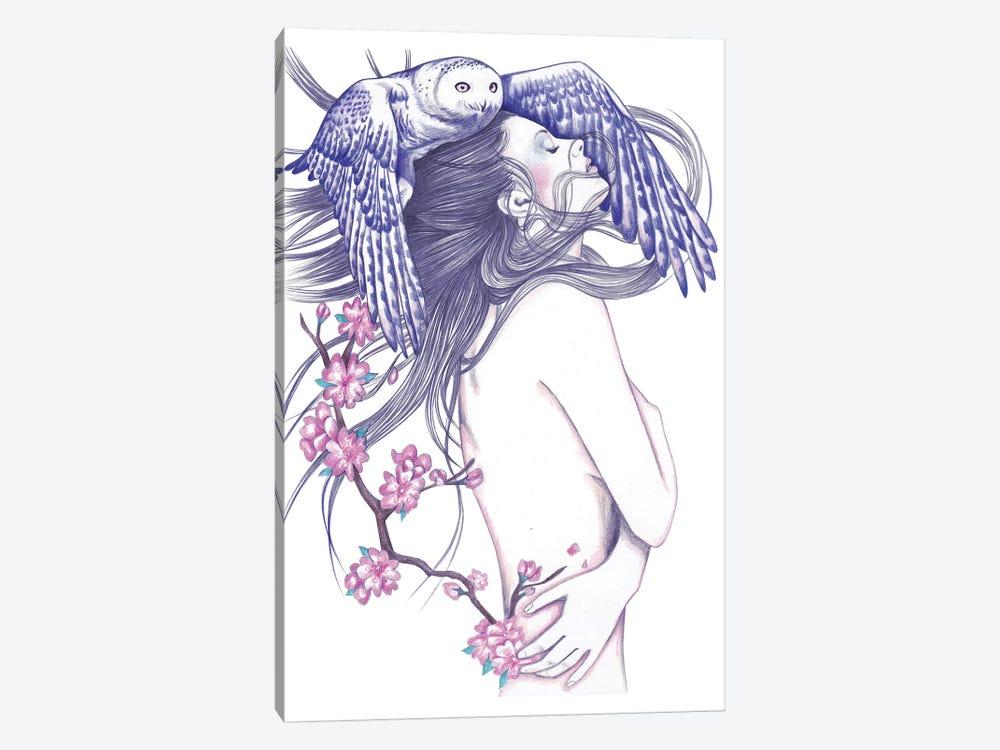 Blue Wind  by Andrea Hrnjak 1-piece Art Print