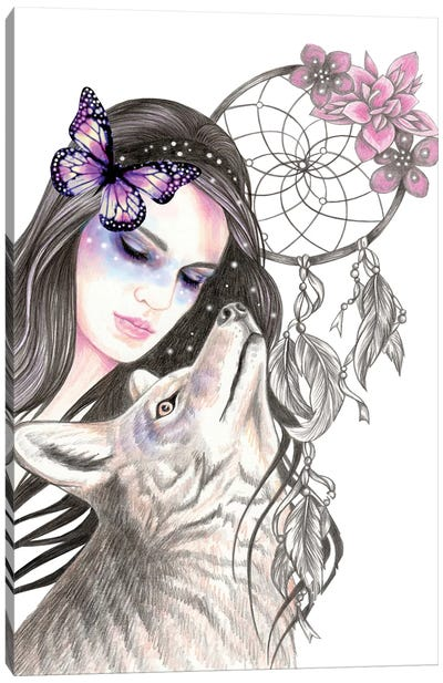 Dreamcatcher Canvas Art Print