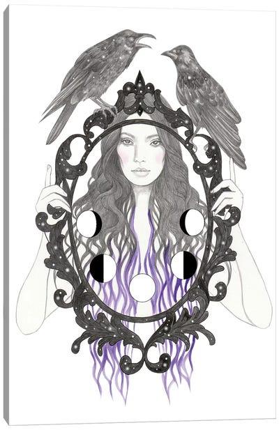 Magic Mirror Canvas Art Print
