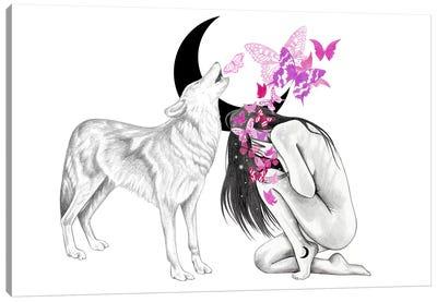Butterfly Effect Canvas Art Print