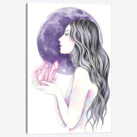 Crystal Magic Canvas Print #AHR88} by Andrea Hrnjak Canvas Artwork