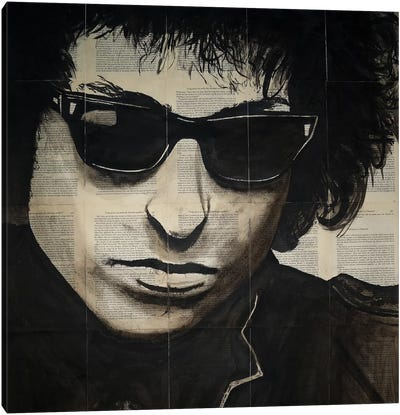 Dylan Canvas Art Print