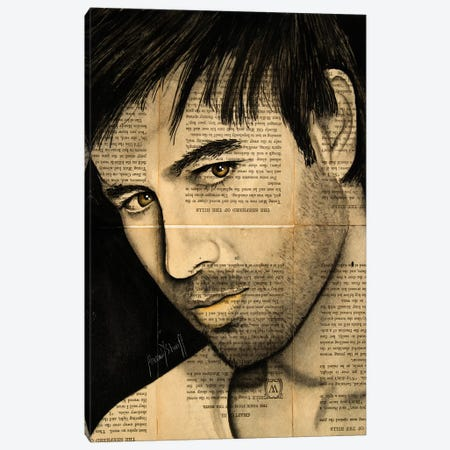 Iglesias  Canvas Print #AHS21} by Ahmad Shariff Canvas Art Print