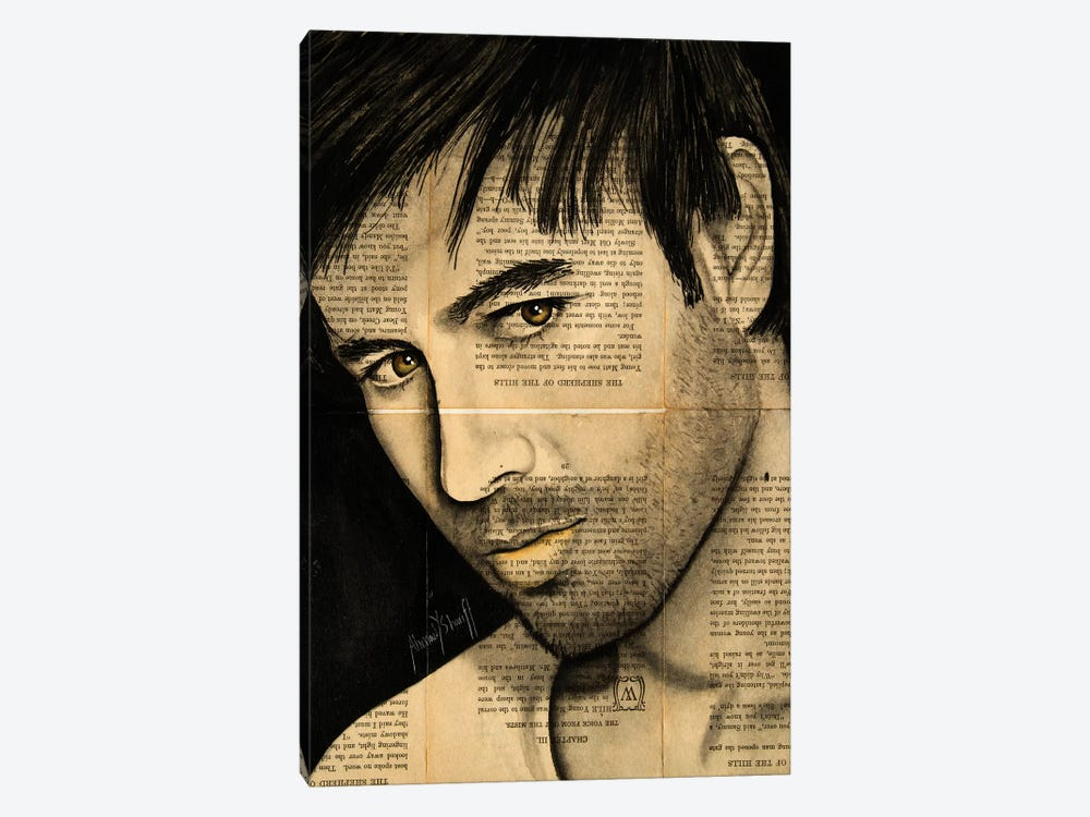 Iglesias  by Ahmad Shariff 1-piece Art Print