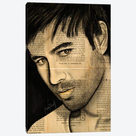 Iglesias Canvas Print #AHS21} by Ahmad Shariff Canvas Art Print