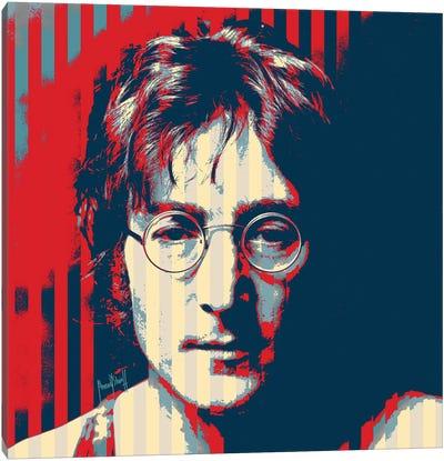 John Lennon Canvas Art Print