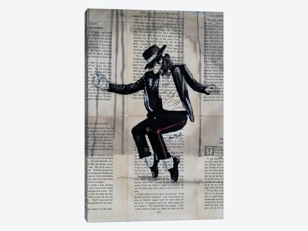 Michael Jackson by Ahmad Shariff 1-piece Art Print