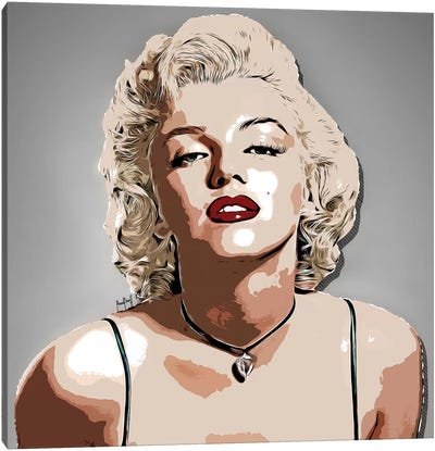 Monroe Canvas Art Print