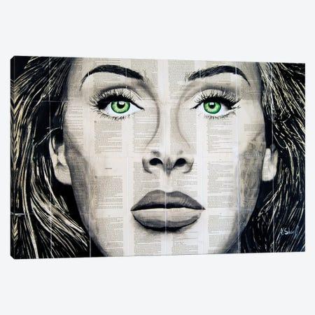 Adelle Canvas Print #AHS2} by Ahmad Shariff Canvas Art