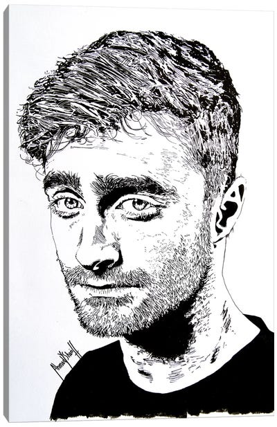 Radcliffe Canvas Art Print