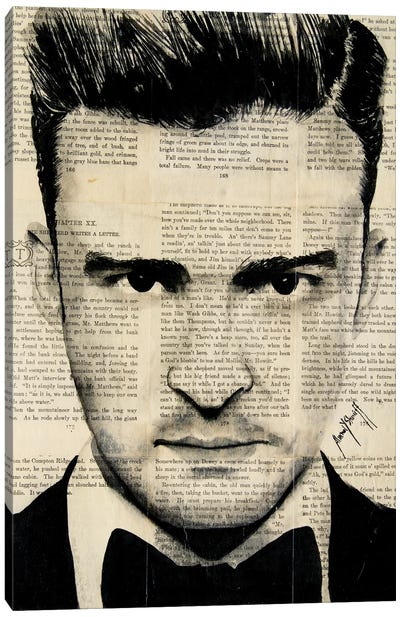 Timberlake Canvas Art Print