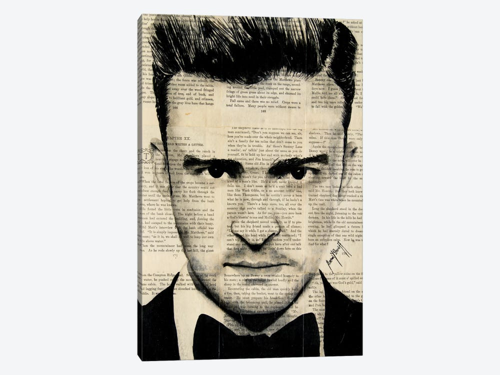 Timberlake by Ahmad Shariff 1-piece Canvas Print