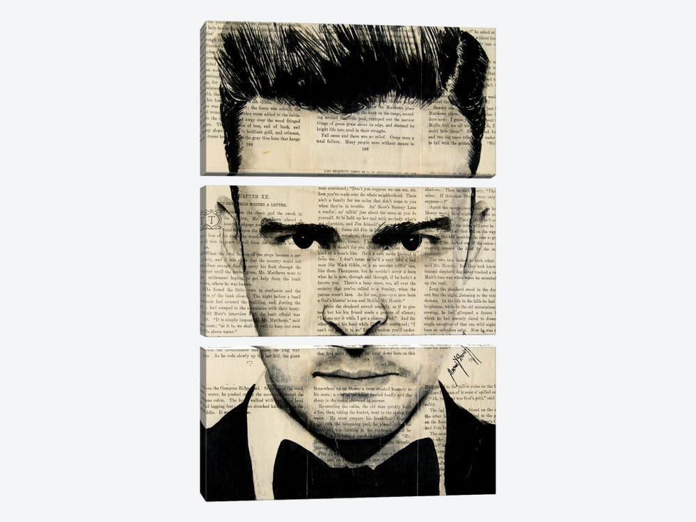 Timberlake by Ahmad Shariff 3-piece Canvas Art Print