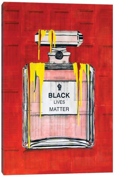 BLM° 7 Canvas Art Print