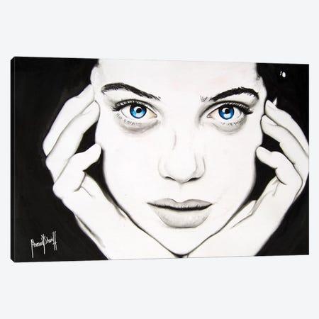 Perchance Canvas Print #AHS65} by Ahmad Shariff Canvas Art