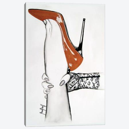 S&M Canvas Print #AHS67} by Ahmad Shariff Canvas Wall Art