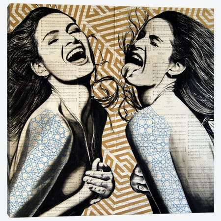 Maha 3-Piece Canvas #AHS70} by Ahmad Shariff Canvas Art