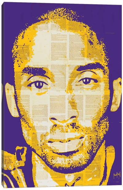 Black Mamba II Canvas Art Print