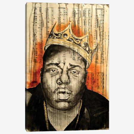 B.I.G. Canvas Print #AHS7} by Ahmad Shariff Art Print