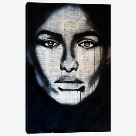 Jade Canvas Print #AHS86} by Ahmad Shariff Canvas Wall Art