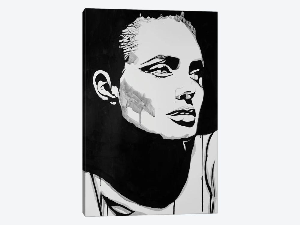 JL Gray by Ahmad Shariff 1-piece Canvas Wall Art