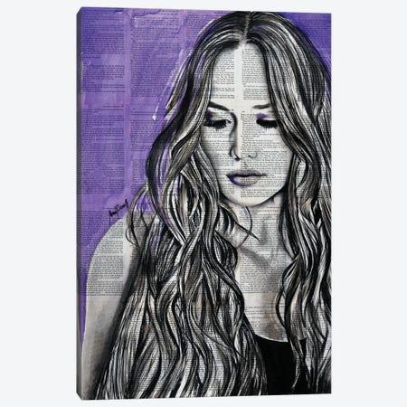 Infatuation Canvas Print #AHS98} by Ahmad Shariff Canvas Wall Art