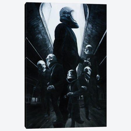 Arriere Pensee Canvas Print #AHU12} by Alec Huxley Canvas Art