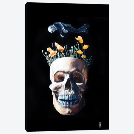 Fearless II Canvas Print #AHU16} by Alec Huxley Art Print