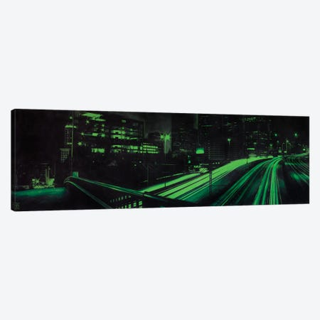 I5 Under Yesler Canvas Print #AHU26} by Alec Huxley Canvas Wall Art