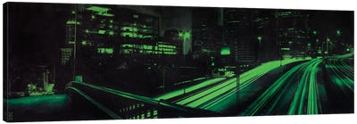 I5 Under Yesler Canvas Art Print