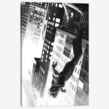 Such Great Heights Canvas Print #AHU40} by Alec Huxley Art Print