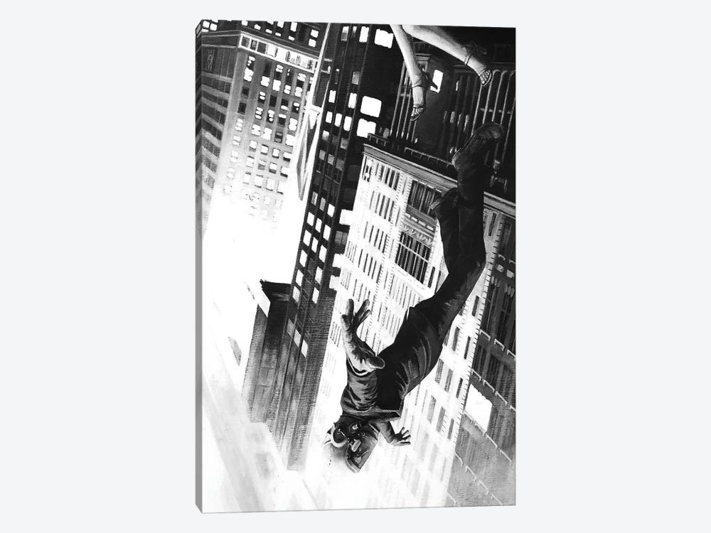 Such Great Heights by Alec Huxley 1-piece Canvas Artwork