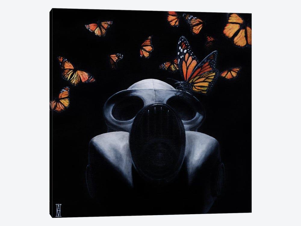 Wonderland by Alec Huxley 1-piece Canvas Print