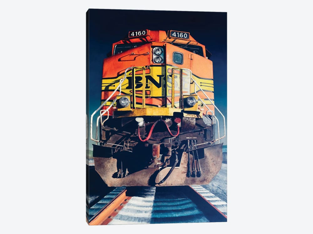 Diesel by Alec Huxley 1-piece Canvas Artwork
