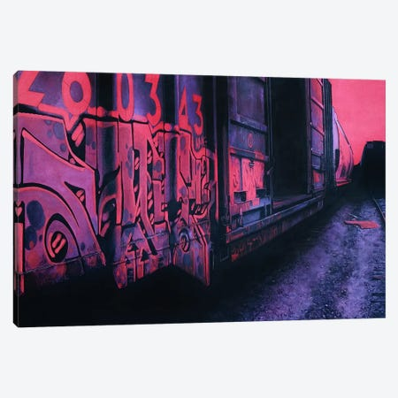 Airport Way Layup Canvas Print #AHU5} by Alec Huxley Art Print