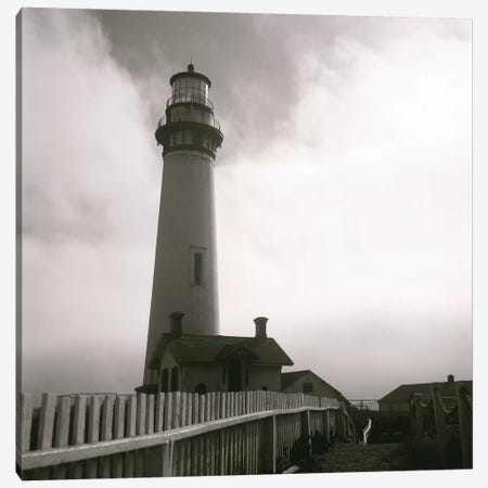 Pigeon Point Canvas Print #AHU65} by Alec Huxley Canvas Wall Art