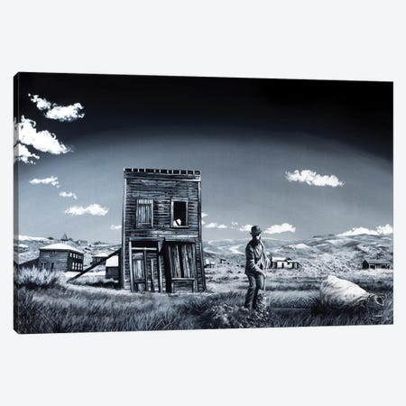 Charon Canvas Print #AHU70} by Alec Huxley Canvas Wall Art