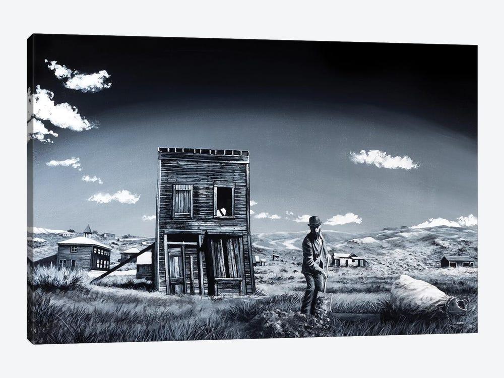 Charon by Alec Huxley 1-piece Canvas Print