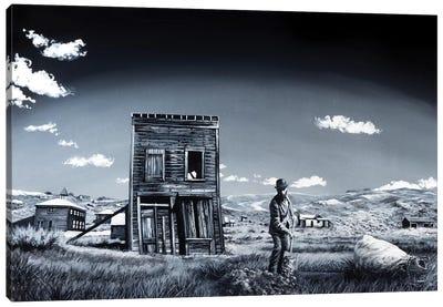 Charon Canvas Art Print