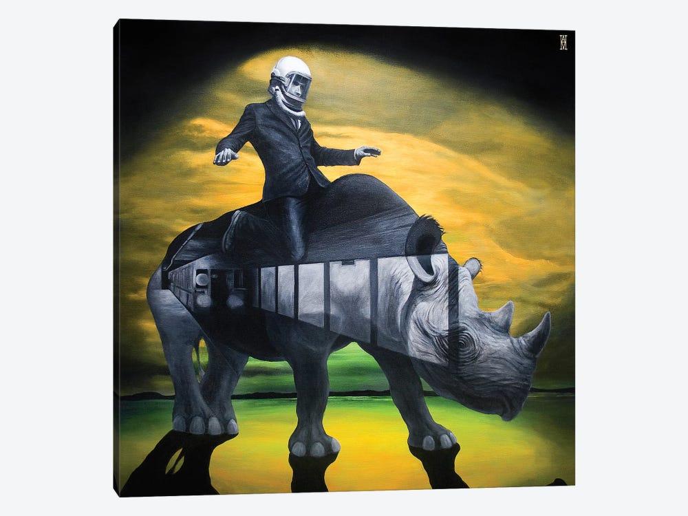 Every Secret I've Concealed by Alec Huxley 1-piece Canvas Artwork