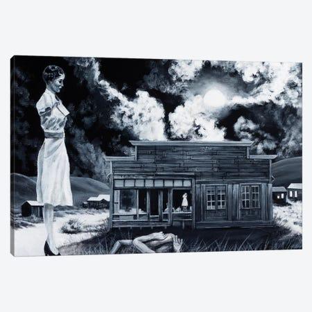 Longing Canvas Print #AHU78} by Alec Huxley Canvas Art