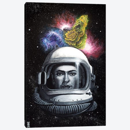La Casa Cosmica Canvas Print #AHU86} by Alec Huxley Canvas Art