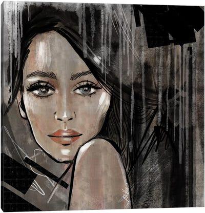 Dark Canvas Art Print