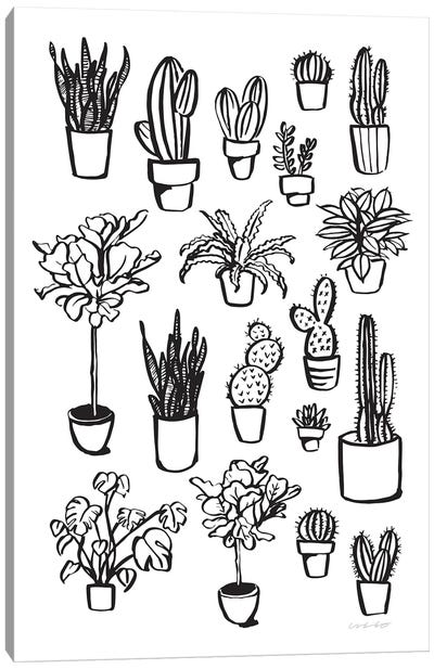 Planttern Canvas Art Print