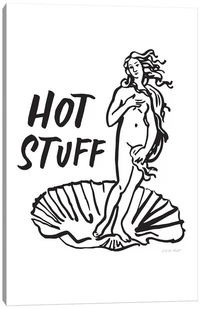 Venus - Hot Stuff Canvas Art Print