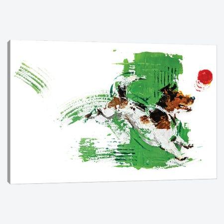 Red Ball Canvas Print #AHZ27} by Anna Cher Canvas Print