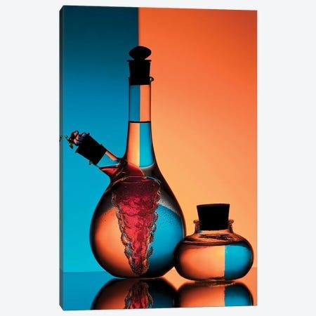 Oil And Vinegar Canvas Print #AIA1} by Aida Ianeva Canvas Wall Art
